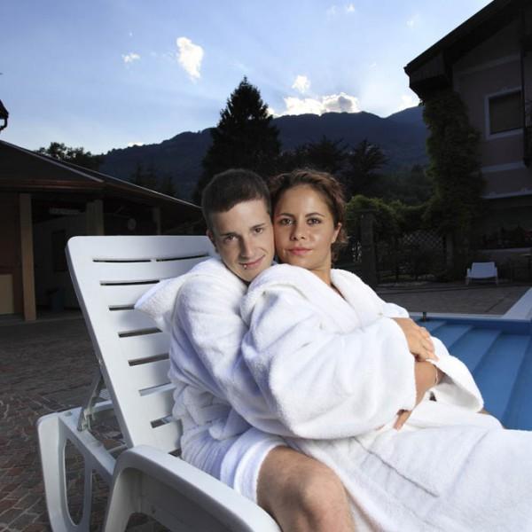 Wellness hotel Valle del Chiese - Hotel Aurora Cimego