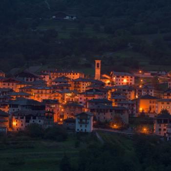 Cimego, Chiese Valley, Trentino Alto Adige, Italy, Europe